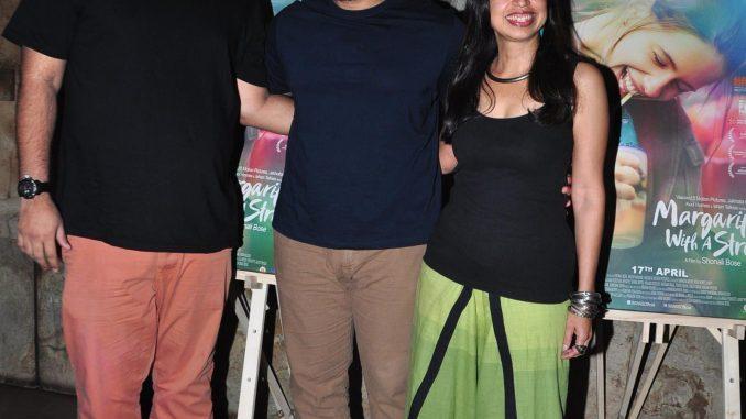 Nilesh Maniyar Aamir Khan and Shonali Bose