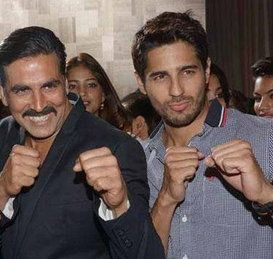 Akshay and Sidharth
