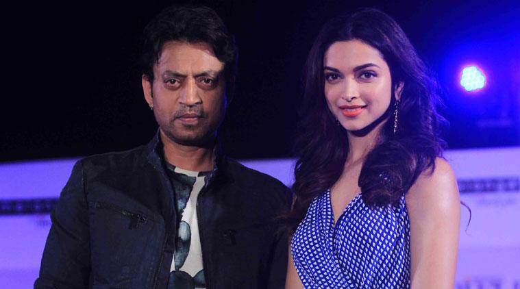Deepika - Irrfan