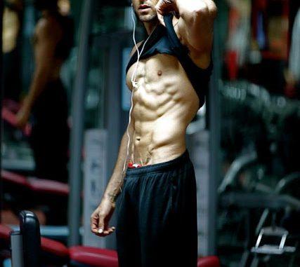 Hrithik Roshan Body Workout