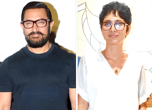 FIR filed for theft at Aamir Khan and Kiran Rao's house