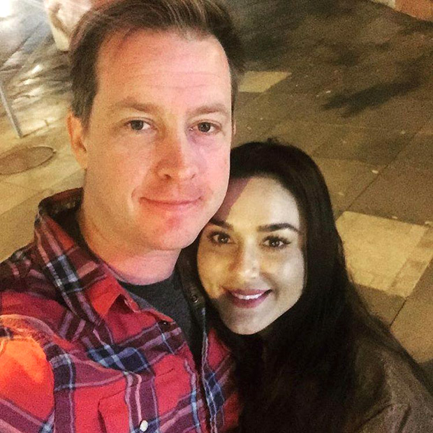 Preity Zinta reunites with her 'pati parmeshwar' for thanksgiving