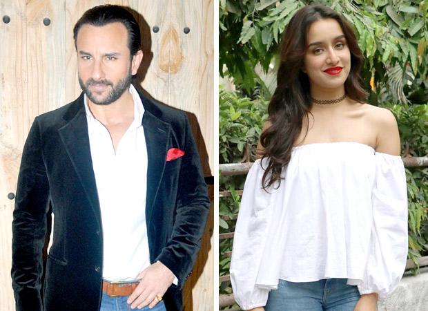 Saif Ali Khan and Shraddha Kapoor all set to clash