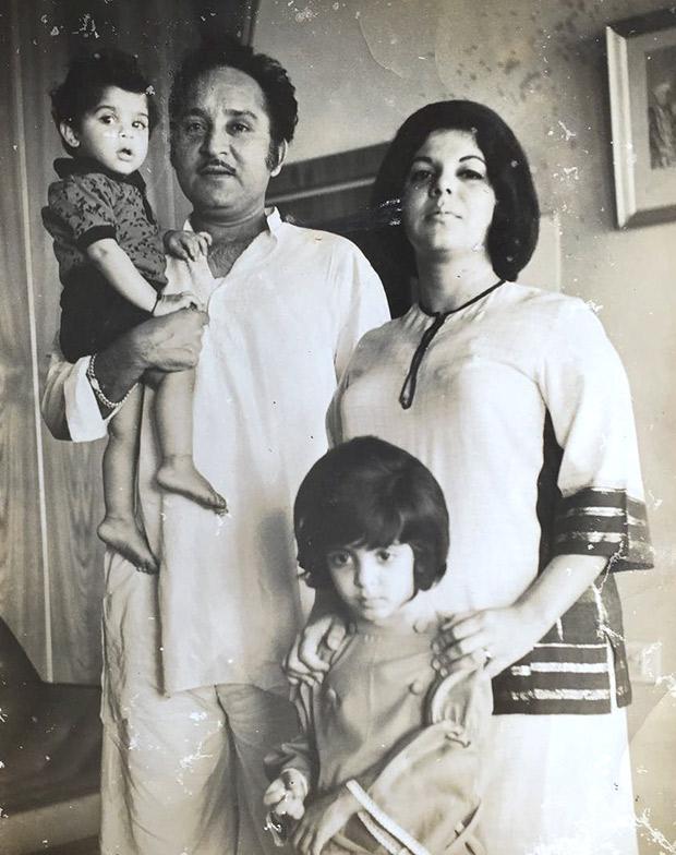 Throwback Farah Khan shares her childhood photo with Sajid Khan