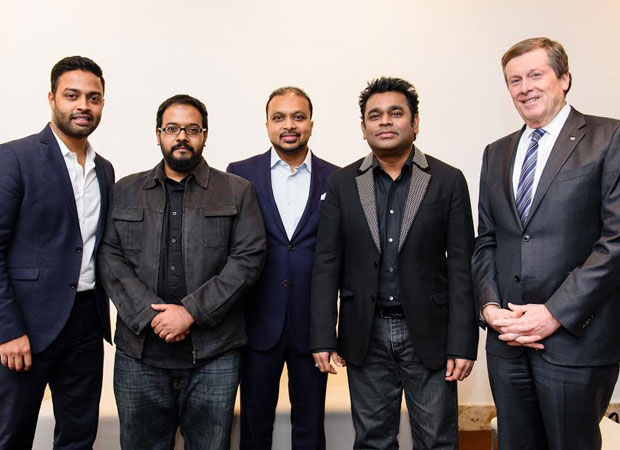 A.R. Rahman to make directorial debut in collaboration with Toronto-based company-2