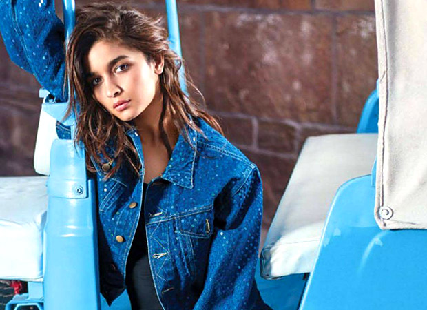 Alia Bhatt records a 'selfie' song in her voice
