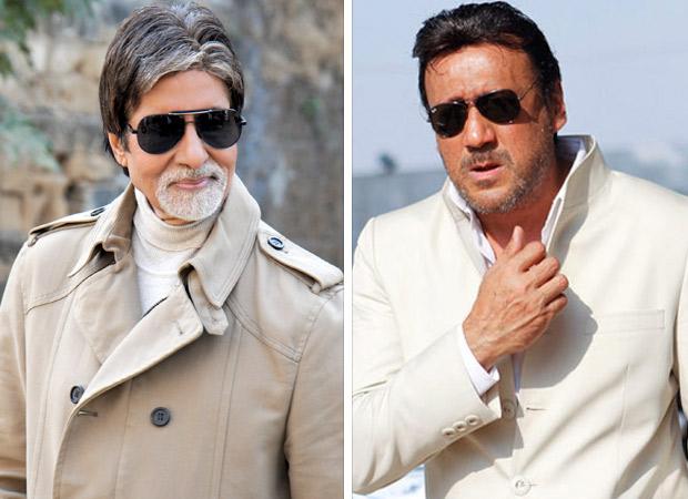 Big B and Jackie Shroff reunite with Sarkar 3 a decade after Eklavya - The Royal Guard