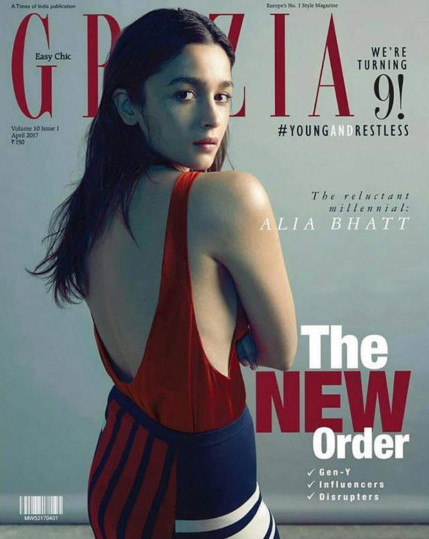 Check out Alia Bhatt brings sexy back on the new Grazia cover
