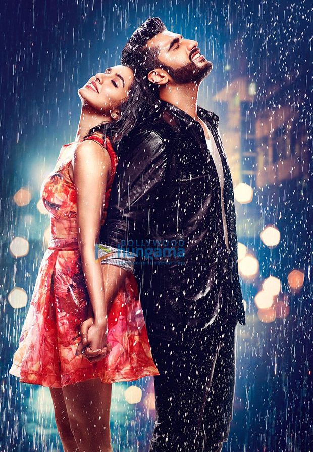 Check out Arjun Kapoor and Shraddha Kapoor give relationship goals in the first look of Half Girlfriend