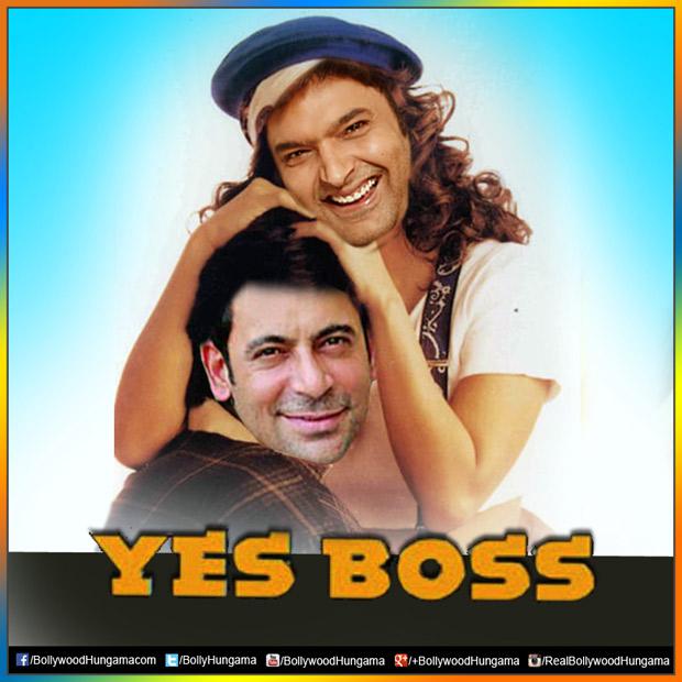 FUNNY Sunil Grover says YES BOSS to Kapil Sharma