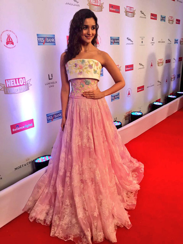 Here are all the best dressed celebrities at the Hello! Hall of Fame Awards 2017-3