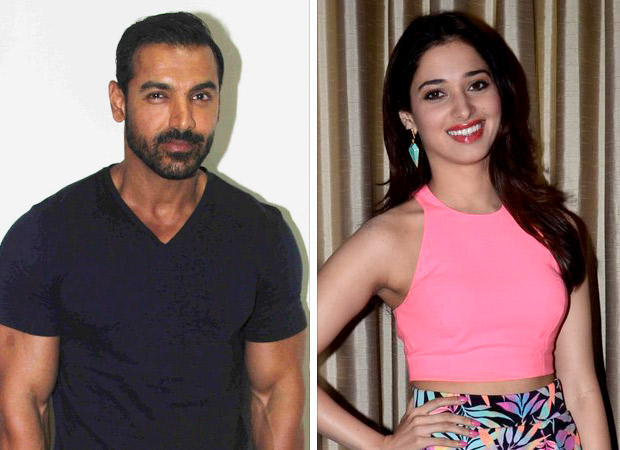 John Abraham and Tamannaah Bhatia come together for a film