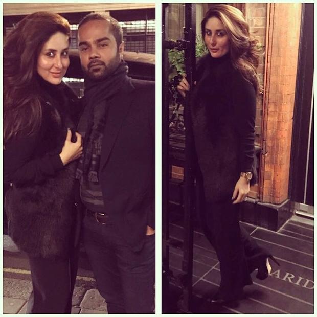 Kareena Kapoor Khan begins her glamourous mini-vacation in London with Rhea Kapoor-2
