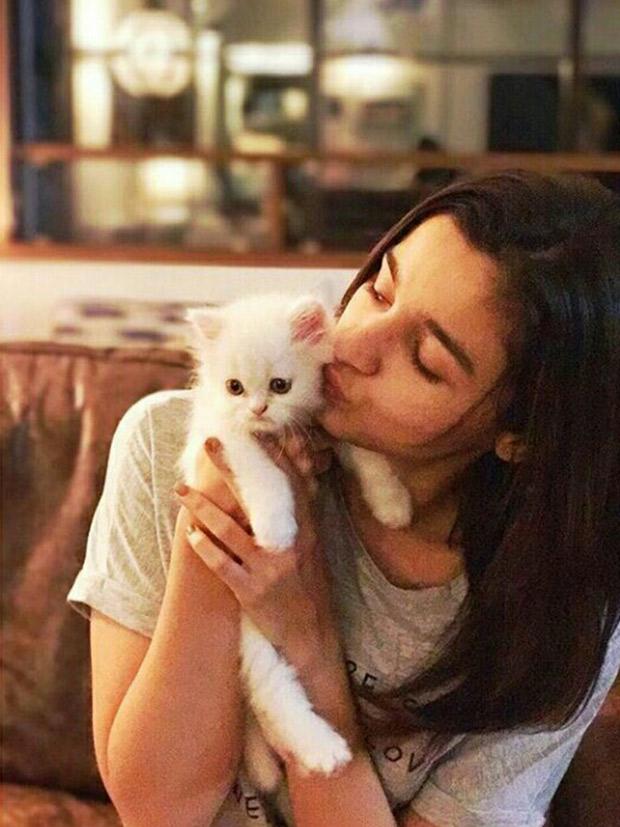 Meet Alia Bhatt's new family member