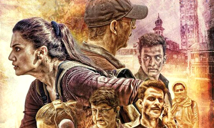 Naam Shabana review 2