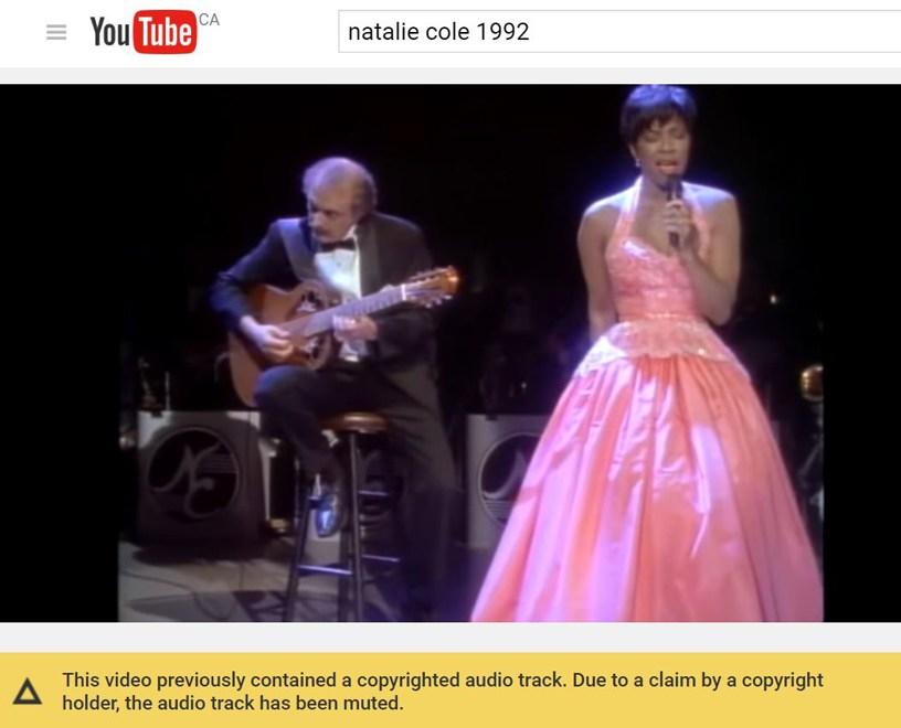Natalie Cole - The Unforgettable Concert (1992) (photo Thirteen/WNET)