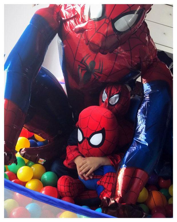 OMG! Spider menace at Shah Rukh Khan's house