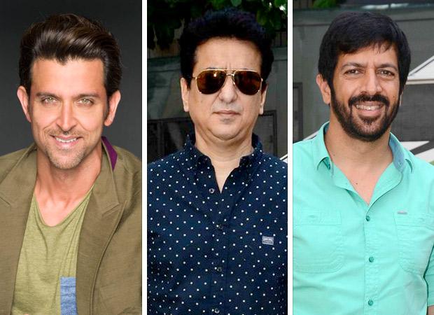 REVEALED: Hrithik Roshan's next will be with Sajid Nadiadwala and Kabir Khan