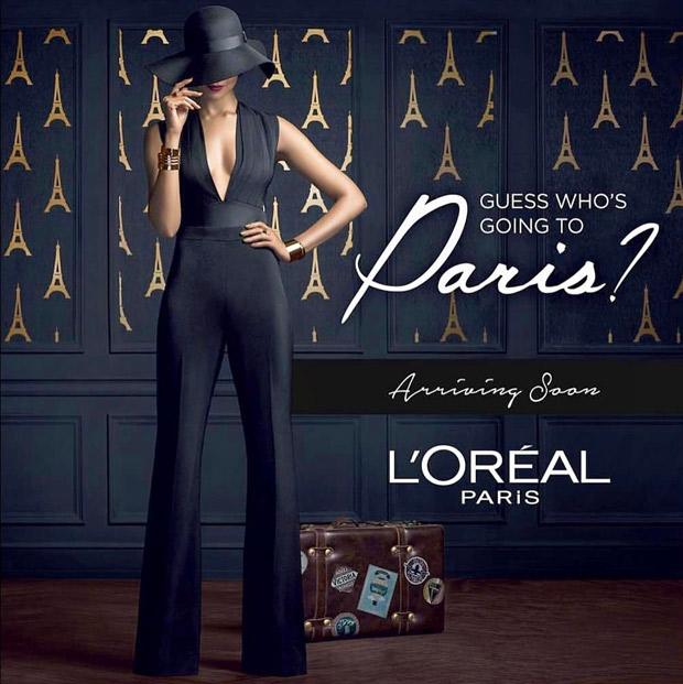 SCOOP Deepika Padukone replaces Katrina Kaif as the face of L'Oréal Paris