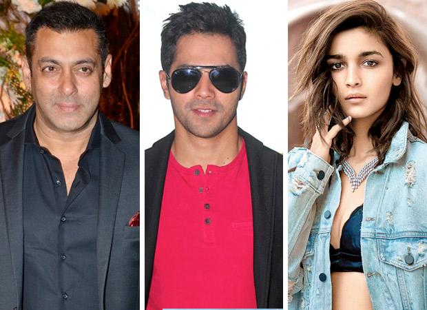 Salman Khan, Varun Dhawan, Alia Bhatt to perform at 'Zee Cine Awards'