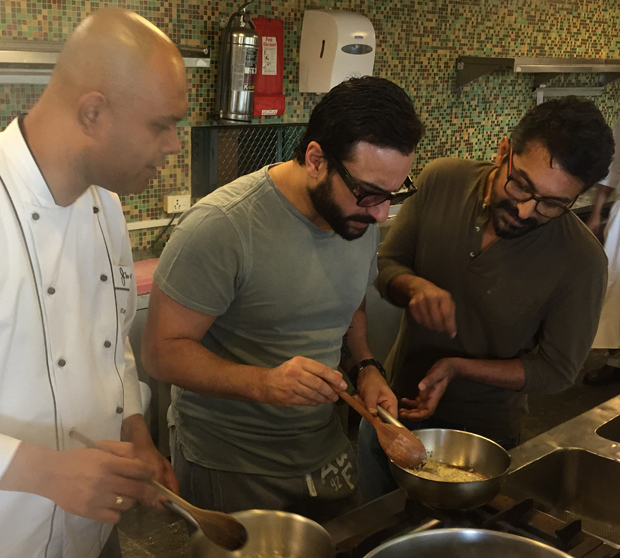 The schedule of Saif Ali Khan starrer Chef comes to an end-2
