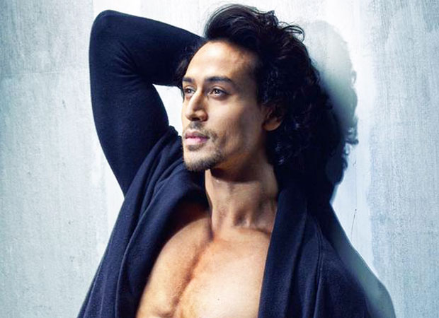 Tiger Shroff flaunts his smooth moves while dancing to Chris Brown's 'Loyal' track