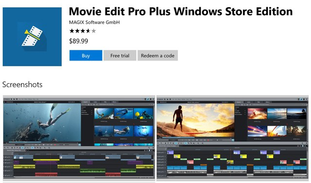 Movie Editor Pro Plus by Magix (photo NJN Network)