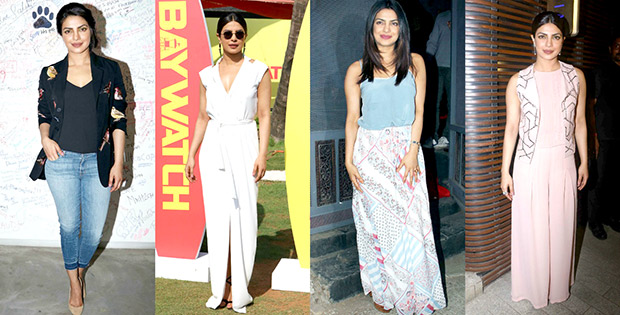 Here are top 5 stylish actresses of the week! 1