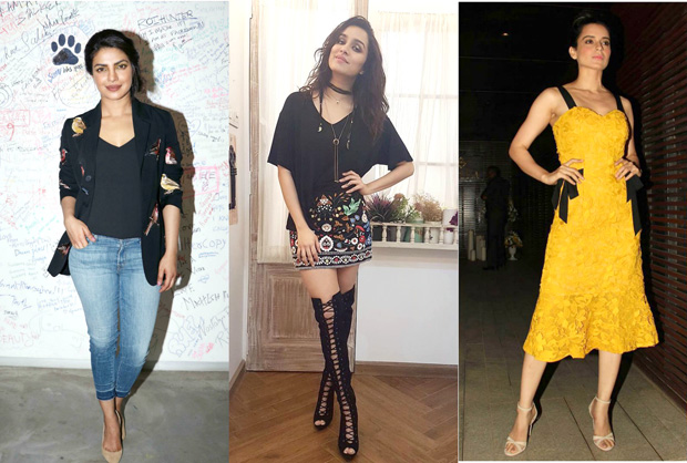Here are top 5 stylish actresses of the week! -1