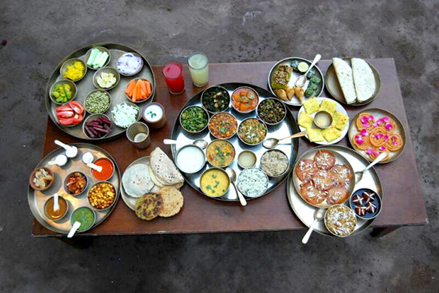 WOW! Now, a thali gets named after 'Baahubali The Conclusion' (2)