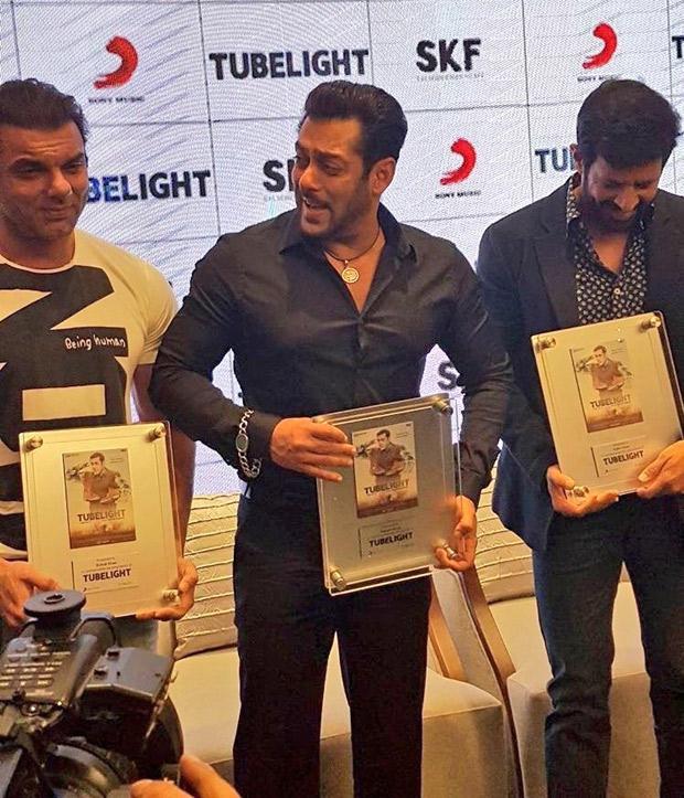 """Salman Khan's character is childish in Tubelight,"" says Kabir Khan at The Radio Song launch in Dubai"