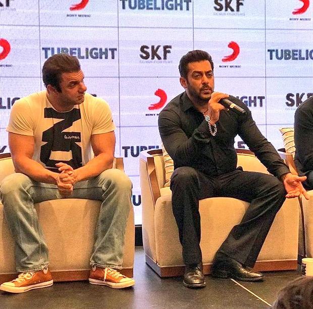 """Salman Khan's character is childish in Tubelight,"" says Kabir Khan at The Radio Song launch in Dubai-2"