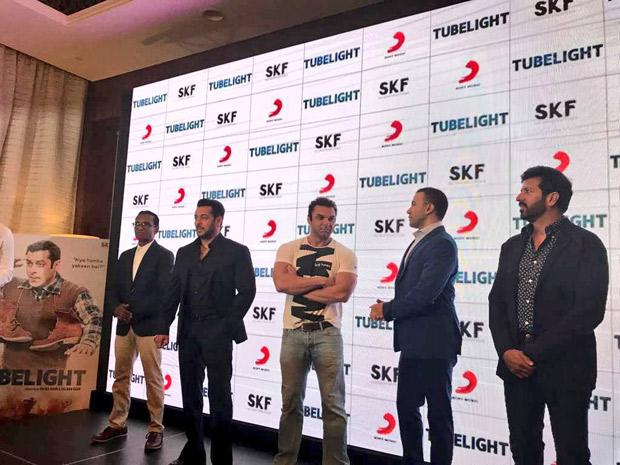 """Salman Khan's character is childish in Tubelight,"" says Kabir Khan at The Radio Song launch in Dubai-3"