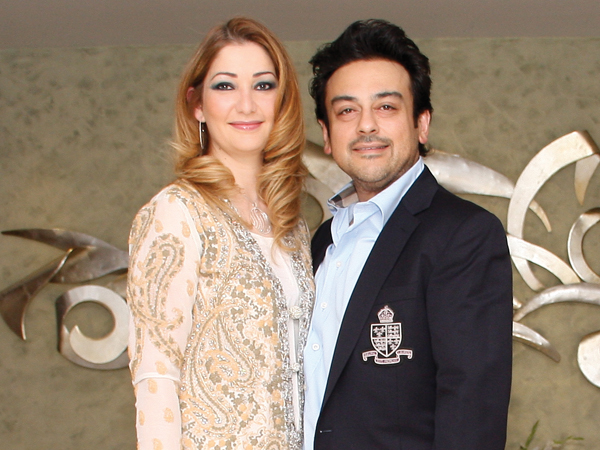 Adnan and Roya blessed with a baby girl