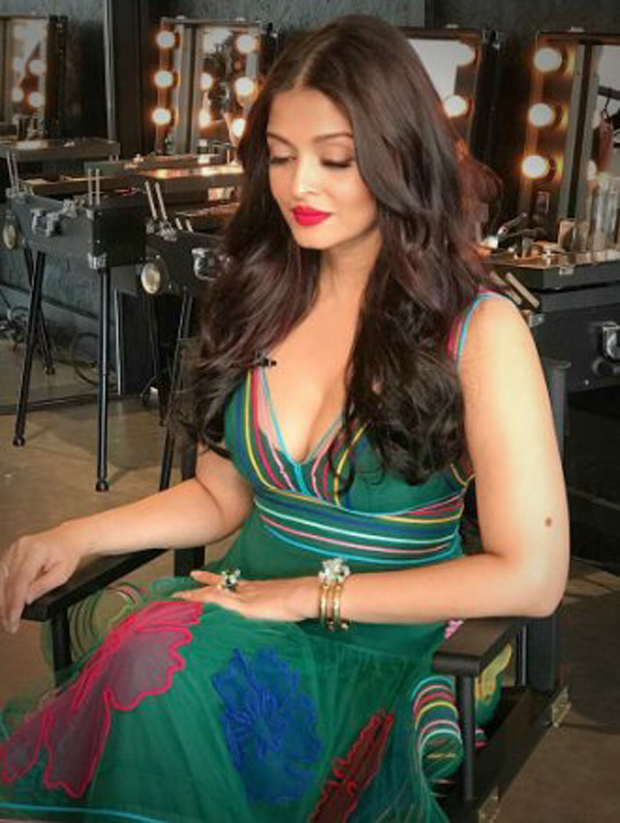 Aishwarya Rai Bachchan is redefining beauty and grace in a sheer multi-layered gown at Cannes 2017-3