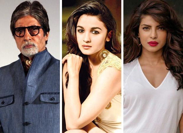 Amitabh, Alia , Priyanka , Anushka and other stars mourn Reema Lagoo's untimely demise