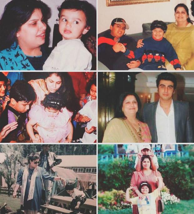 Arjun Kapoor Katrina Kaif, Priyanka Chopra, Anushka Sharma, Varun Dhawan more share heartwarming messages on Mother's Day