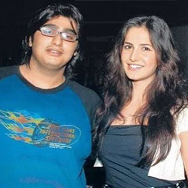 Arjun Kapoor welcomes Katrina Kaif to Instagram with a nostalgic image that is sure to bring back memories