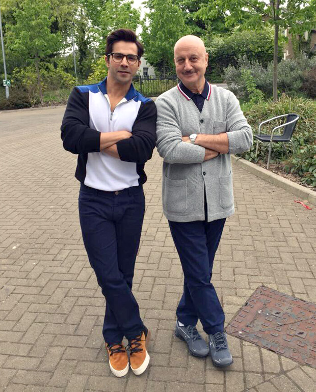 Check out Anupam Kher joins Varun Dhawan's Judwaa 2; only actor from Judwaa to have full-fledged role in sequel