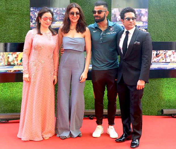Check out Anushka Sharma-Virat Kohli made a perfect couple at Sachin Tendulkar's screening of Sachin A Billion Dreams (1)