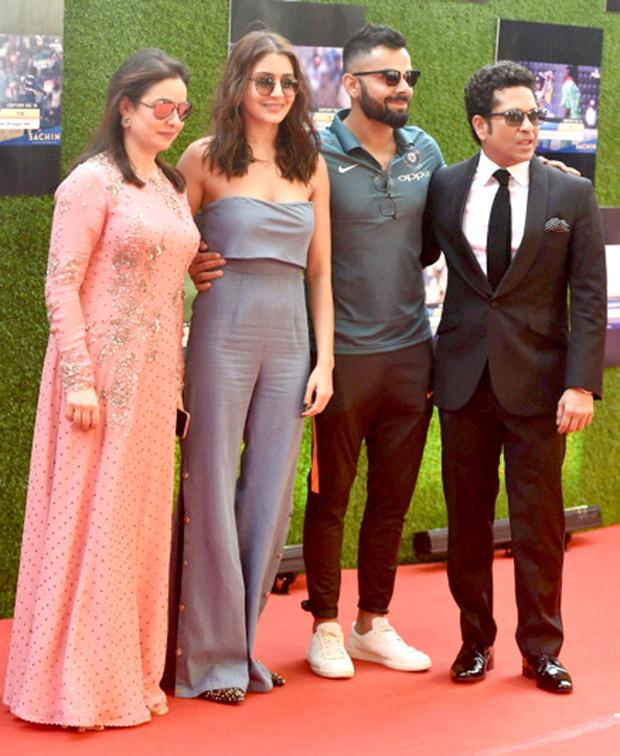 Check out Anushka Sharma-Virat Kohli made a perfect couple at Sachin Tendulkar's screening of Sachin A Billion Dreams (2)