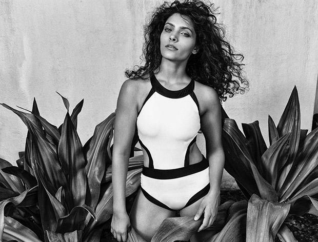 HOT! Saiyami Kher's bikini mantra to beat the heat this summer1