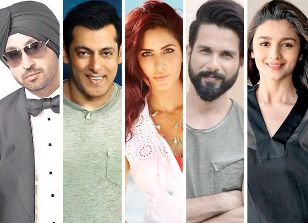 IIFA 2017 Diljit Dosanjh, Salman Khan, Katrina Kaif, Shahid Kapoor and Alia Bhatt to enthrall audience in New York