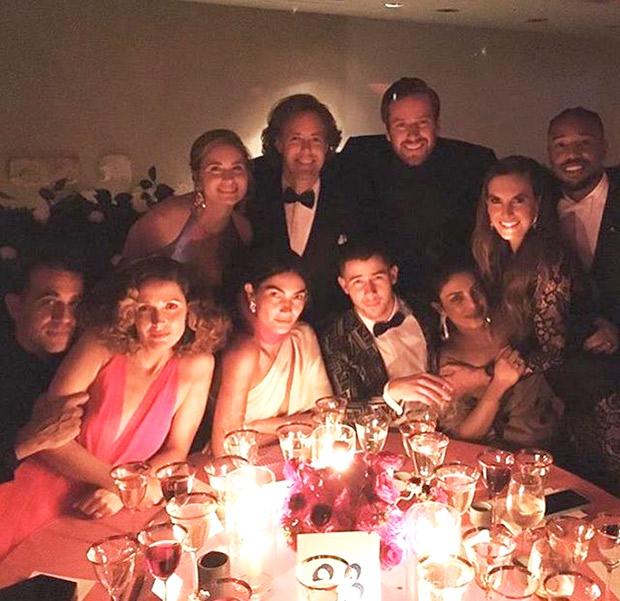 Inside Photos Priyanka Chopra chills with the Jonas brothers, Aziz Ansari, and Rose Bryne at MET Gala after party