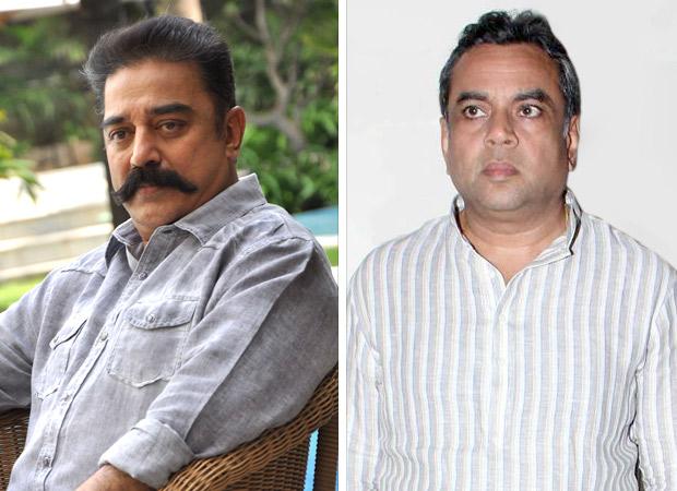 KamalHaasan reacts to his friend PareshRawal's outburst against author-activist ArundhatiRoy