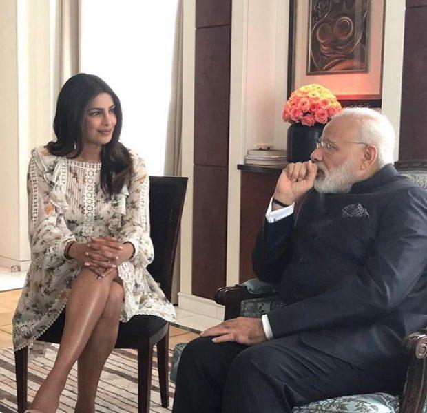 Priyanka Chopra just bumped-1
