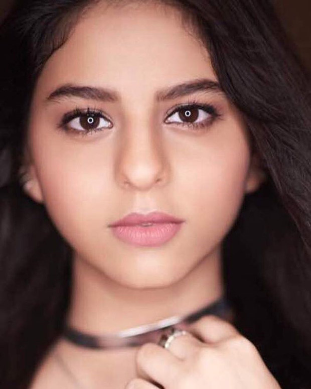 Shah Rukh Khan's little princess Suhana Khan turns glamorous for her 17th birthday and this is what she looks like-1