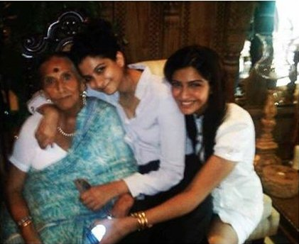 Sonam Kapoor's emotional farewell to her grandmother will touch your heart-