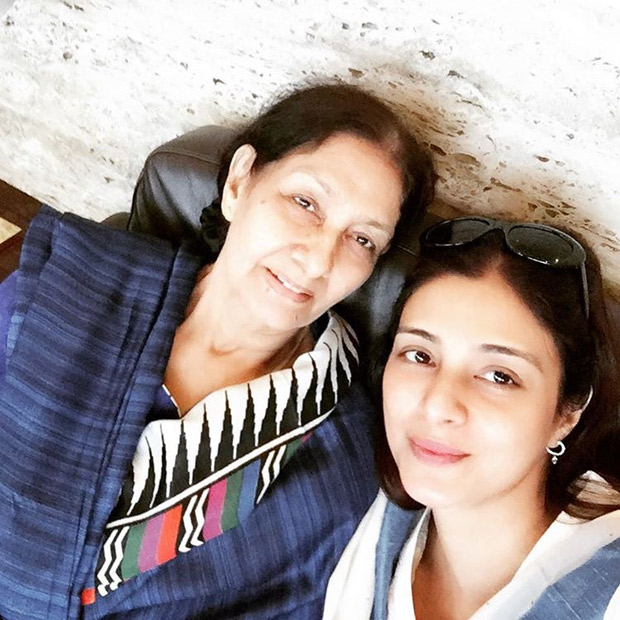 Tabu share heartwarming messages on Mother's Day