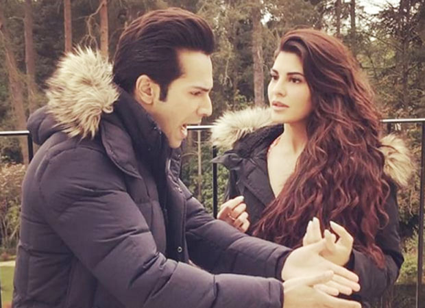 Varun Dhawan gets angry at Jacqueline Fernandez for singing Justin Bieber's song Baby features